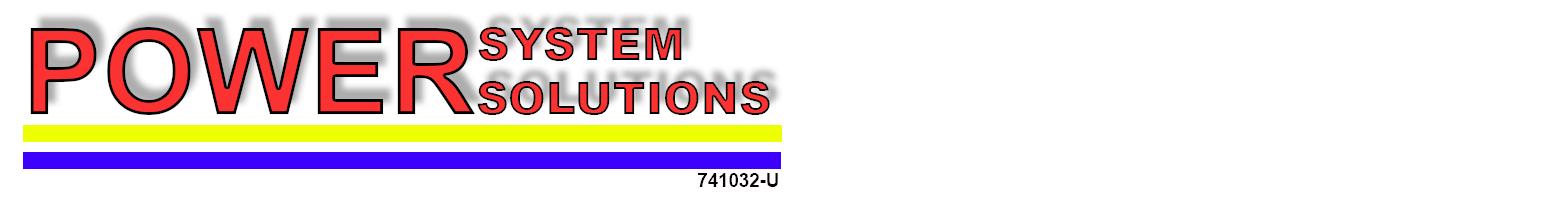 Power System Solutions Sdn Bhd Logo